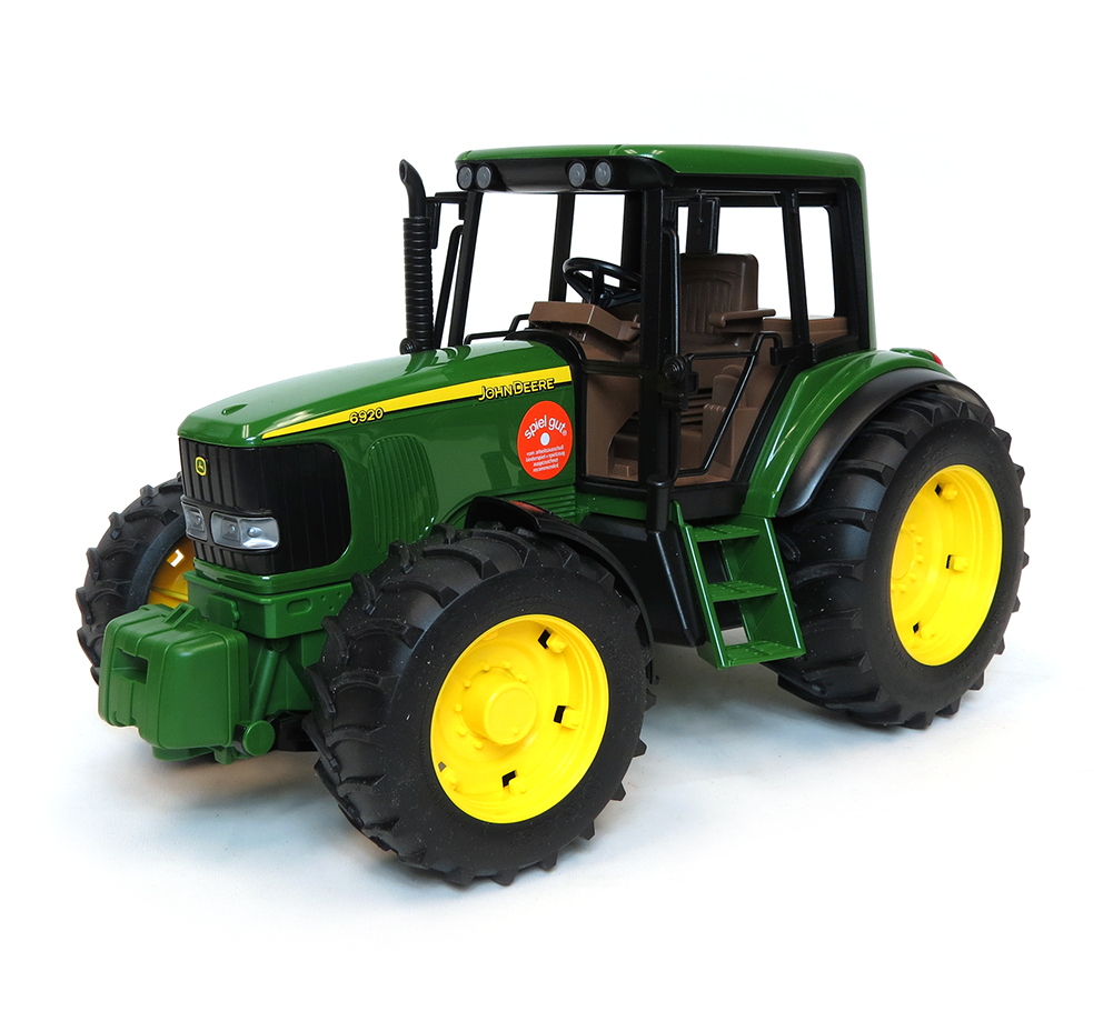 1/16 John Deere 6920 Toy Tractor concernant Image Tracteur John Deere
