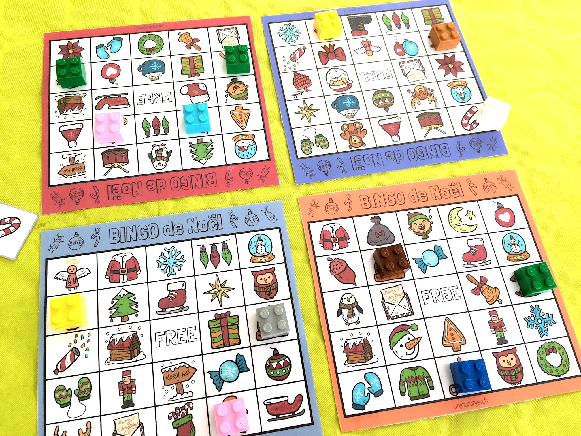 10 Activités De Noël À Imprimer Gratuitement Pour Amuser Vos intérieur Jeux Gratuits À Imprimer Pour Adultes