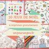 10 Activités De Noël À Imprimer Gratuitement Pour Amuser Vos tout Activité A Imprimer 2 3 Ans
