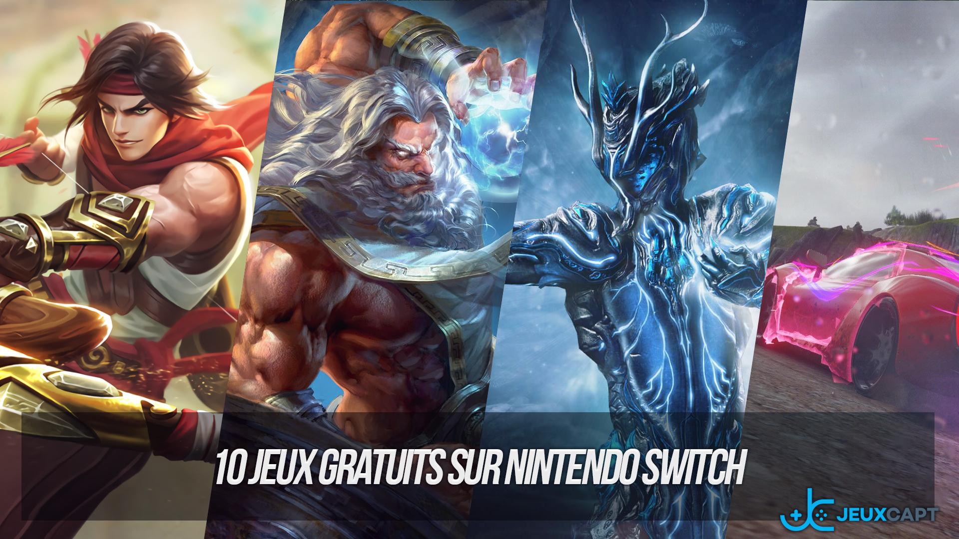 10 Jeux Gratuits Sur Nintendo Switch À Découvrir Pendant Le intérieur Jeux Gratuits À Installer
