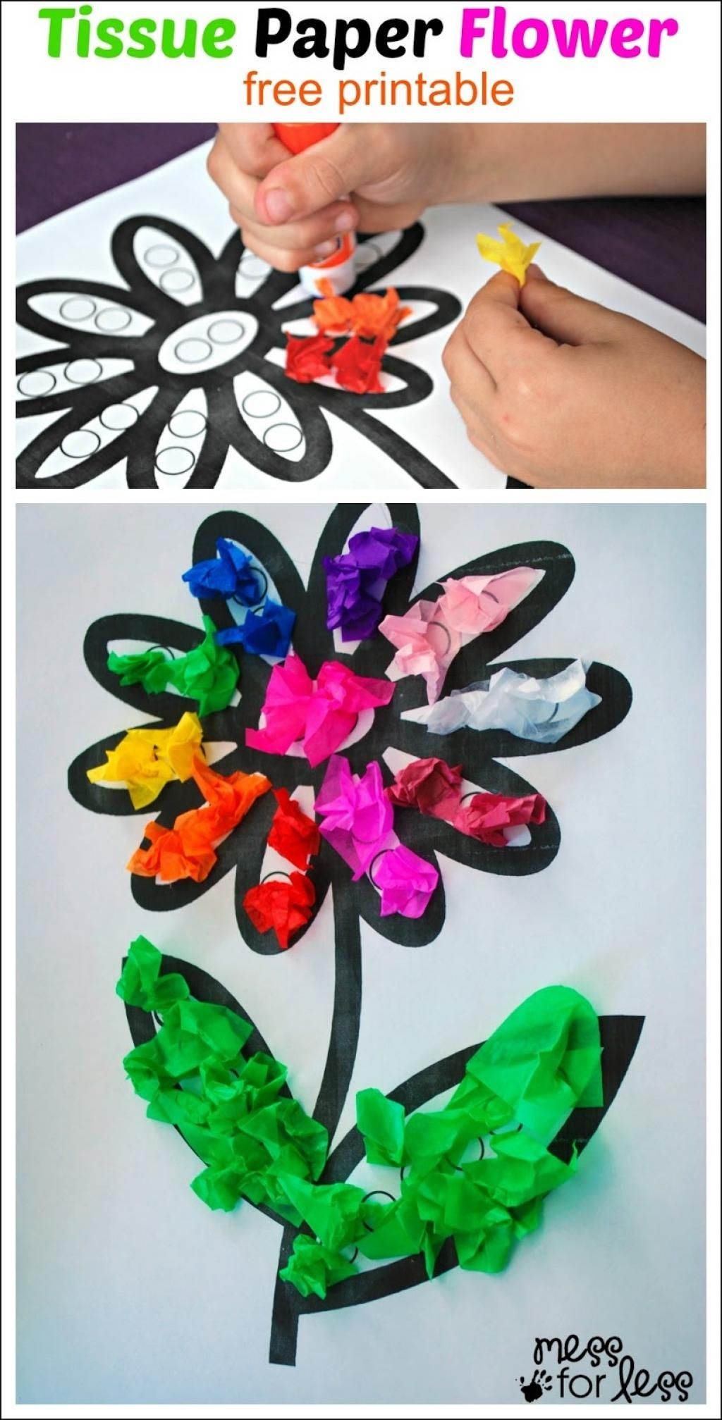 10 Magnifiques Bricolages À Faire Avec Les Enfants, Pour avec Travaux Manuels Simples A Realiser