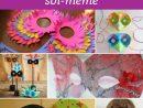 10 Masques De Carnaval À Fabriquer |La Cour Des Petits à Modele Masque De Carnaval A Imprimer