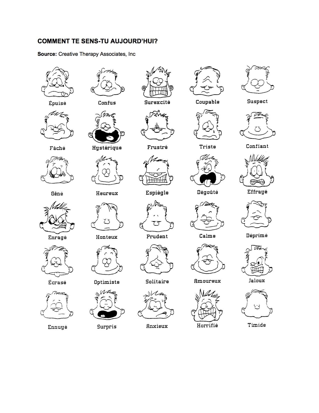 10 Outils Pour Mieux Gérer Les Émotions Des Enfants   365 dedans Exercice Pour Enfant De 4 Ans