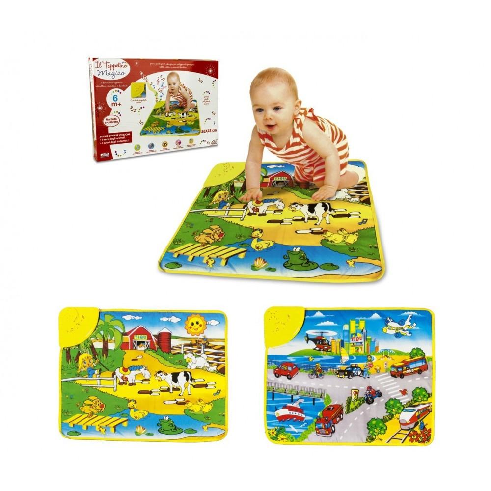 102194 Tapis Musical Jeu Interactif Pour Enfant Avec Mélodies Et Sons concernant Jeu Interactif Enfant