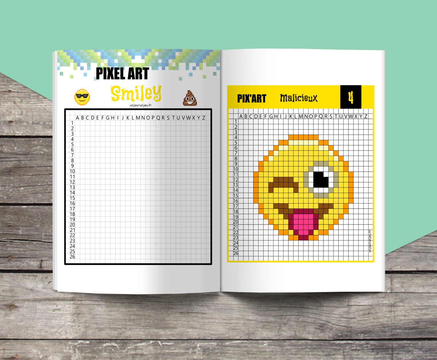 12 Modèles De Pixel Art Smiley À Télécharger Gratuitement avec Pixel A Colorier