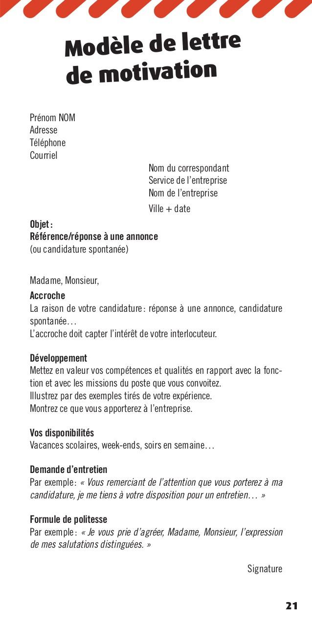 13+ Exemple Lettre De Candidature Spontanée | Liberalarts dedans Modele Lettre Alphabet