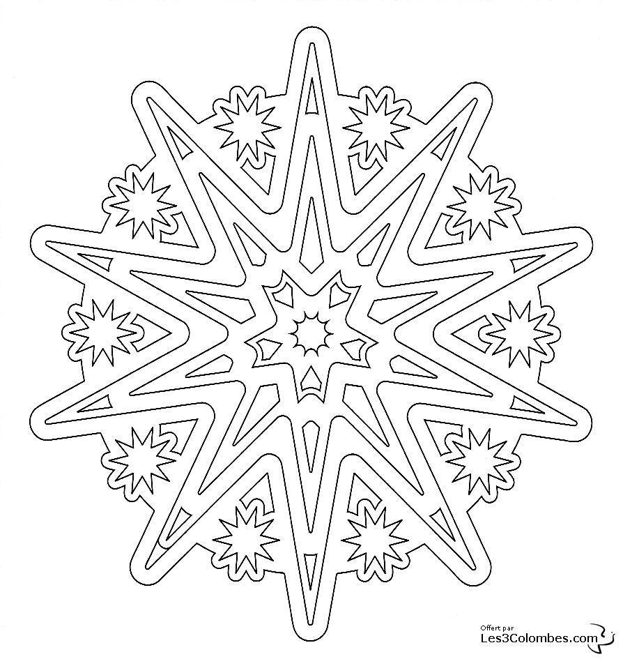 141 Dessins De Coloriage Mandala À Imprimer encequiconcerne Hugo L Escargot Coloriage Mandala