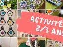 15 Idées D'activités Pour Les 2/3 Ans encequiconcerne Activité Montessori 3 Ans