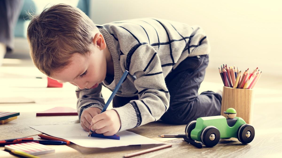 15 Jeux De Concentration Et D'attention Pour Enfants > Mes concernant Exercice Enfant 4 Ans