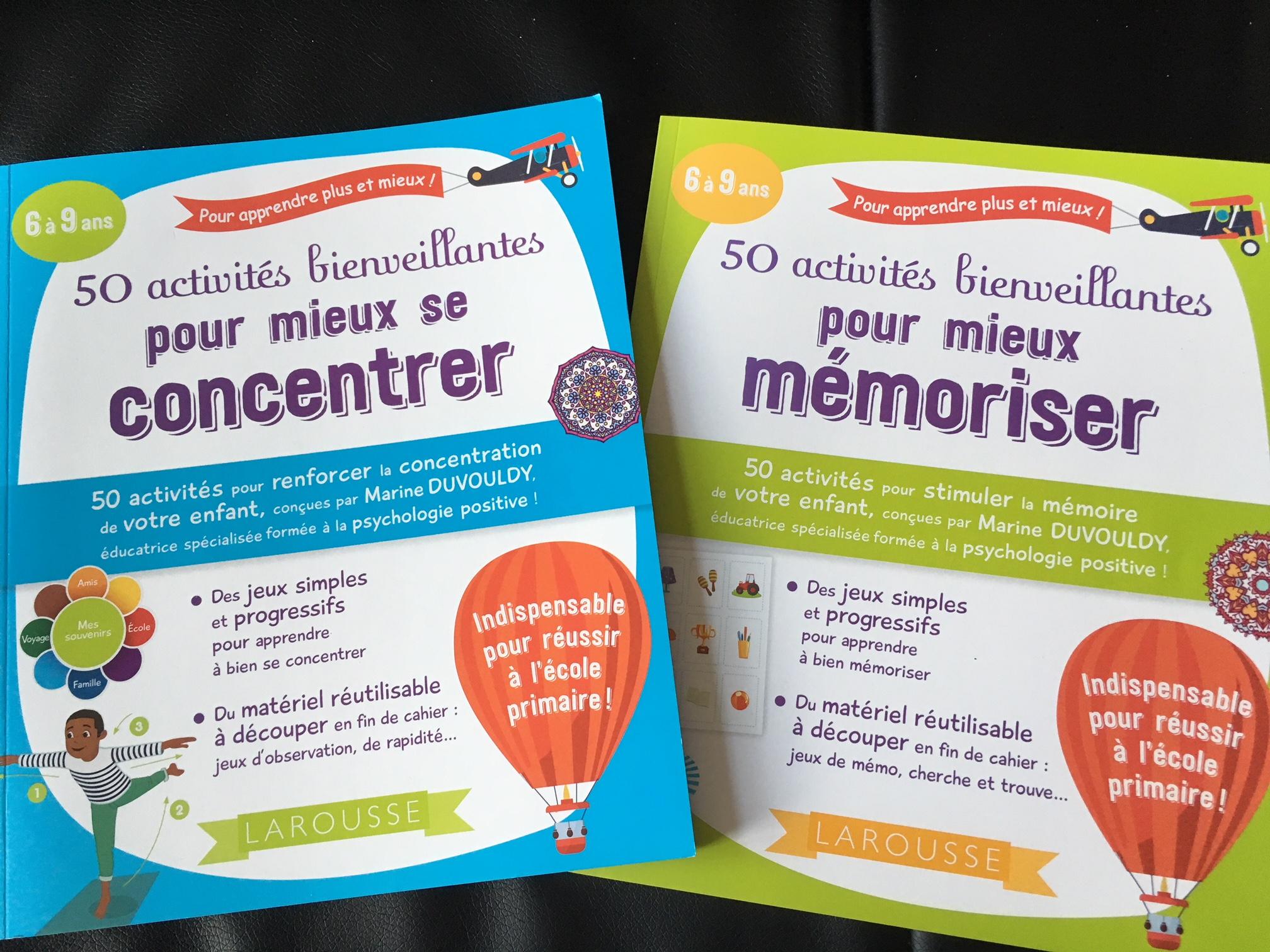 2 Cahiers D'activités Bienveillantes Pour Apprendre Vite Et dedans Activité Primaire A Imprimer