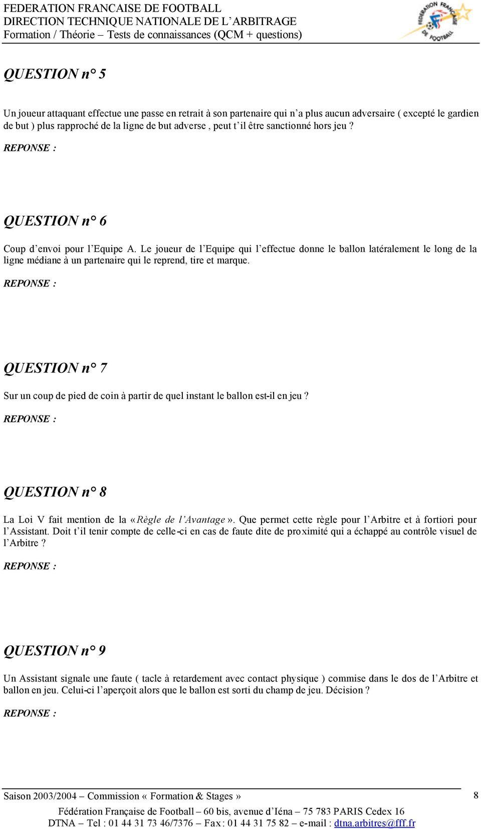 20 Questions Qcm 40 Questions Classiques - Pdf encequiconcerne Question Reponse Jeu