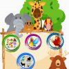 3-4 Ans Jeu Mental Éducatif Pour Enfants Pour Android tout Jeu Educatif 4 Ans