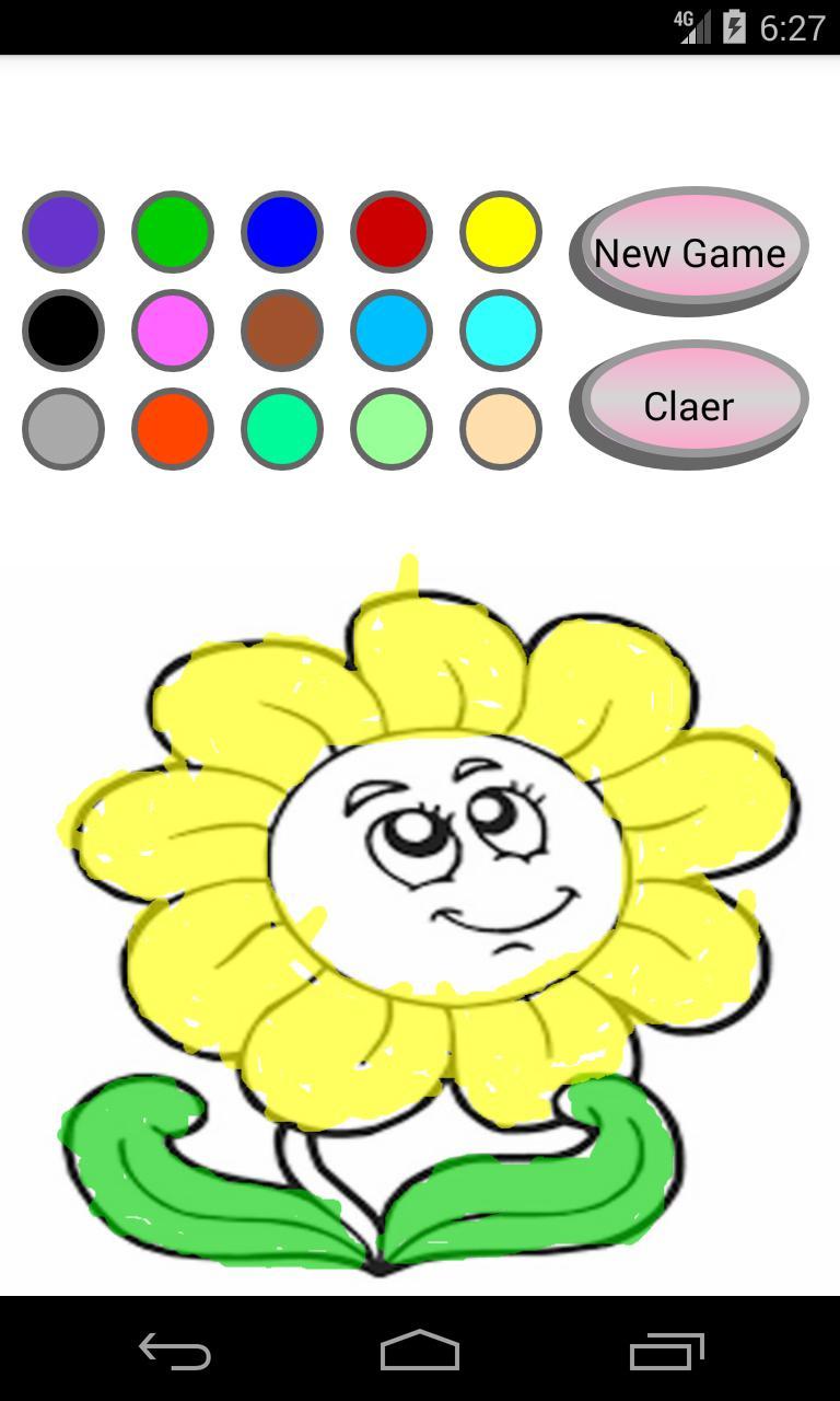 3 Ans Jeux Éducatifs Coloriage Pour Android - Téléchargez L'apk à Jeu Educatif 4 Ans