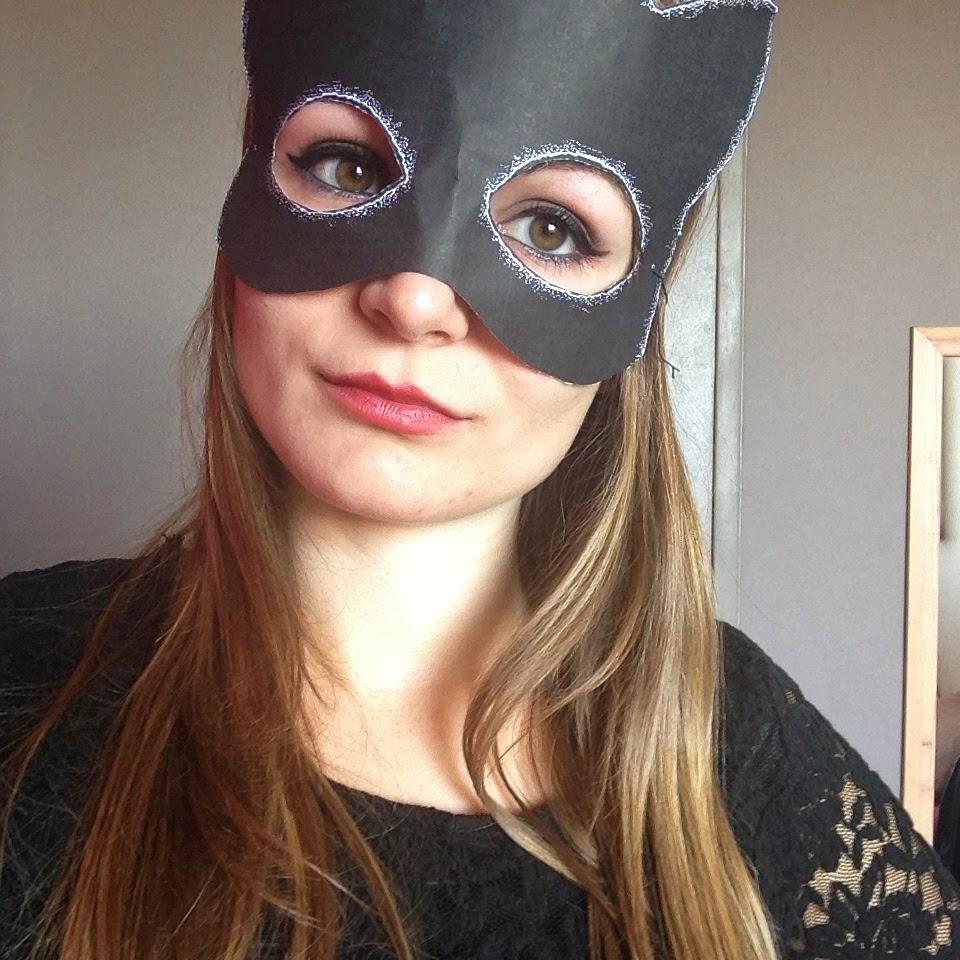 3 Déguisements Maison Pour Halloween - Pauline Dress - Blog dedans Masque De Catwoman A Imprimer