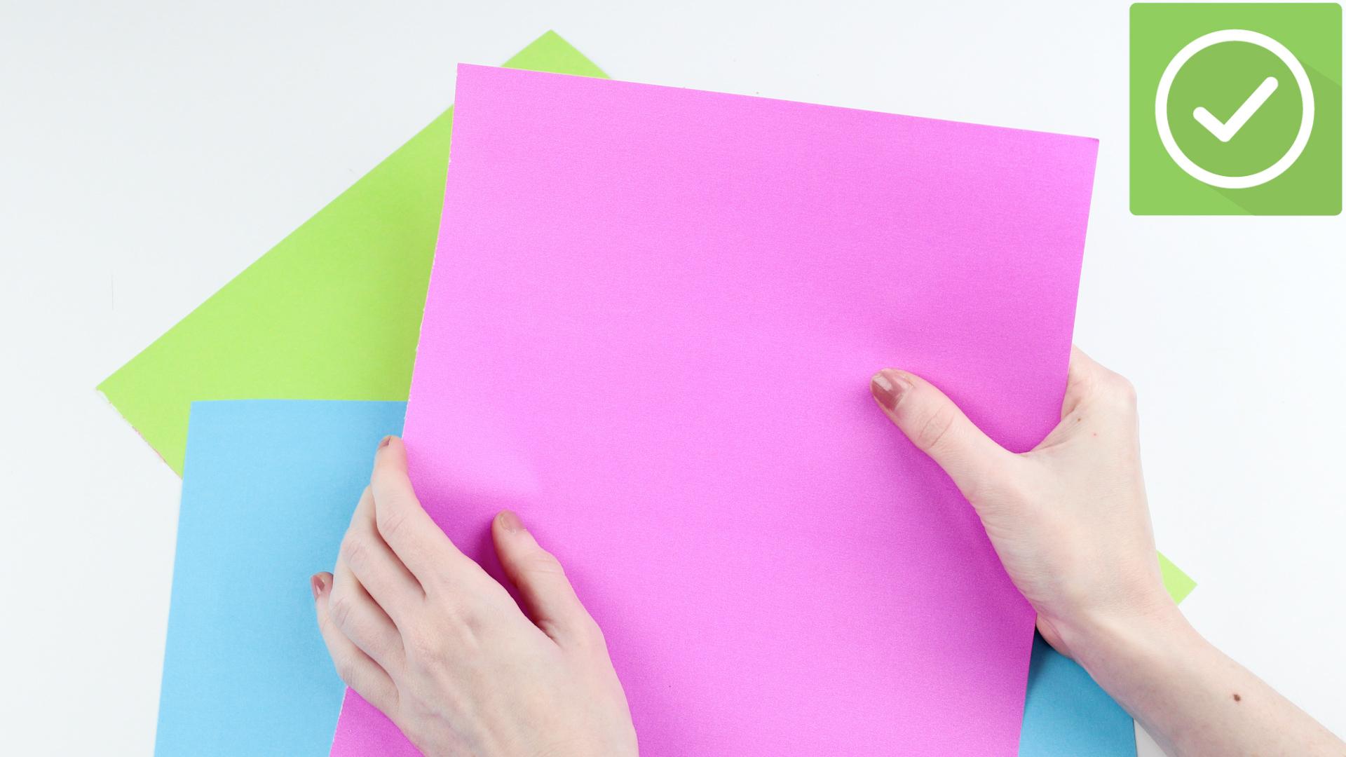 3 Manières De Faire Un Entonnoir Ou Un Cône En Papier intérieur Decoupage Papier Facile