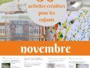 30 Activités Créatives Pour Novembre Pour Les Enfants (Avec destiné Activité Primaire A Imprimer