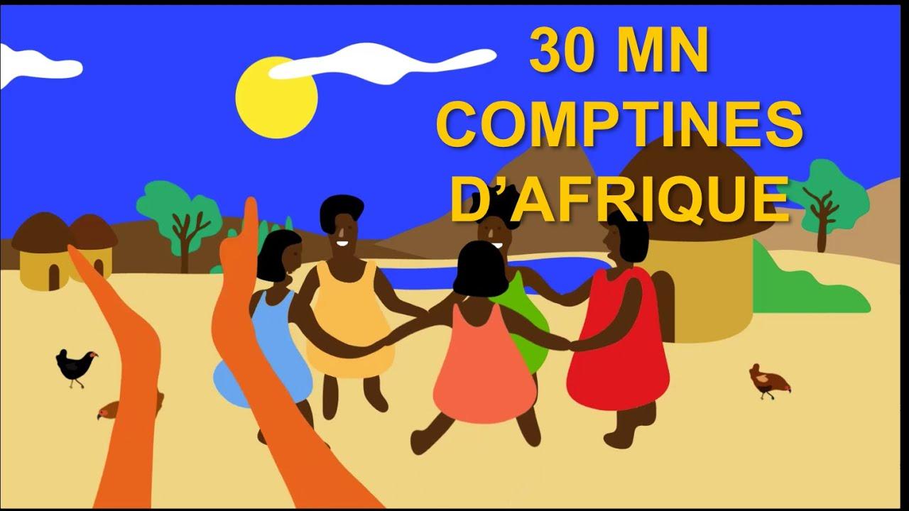 30 Minutes Of African Children Songs concernant Jeux Africains Pour Enfants