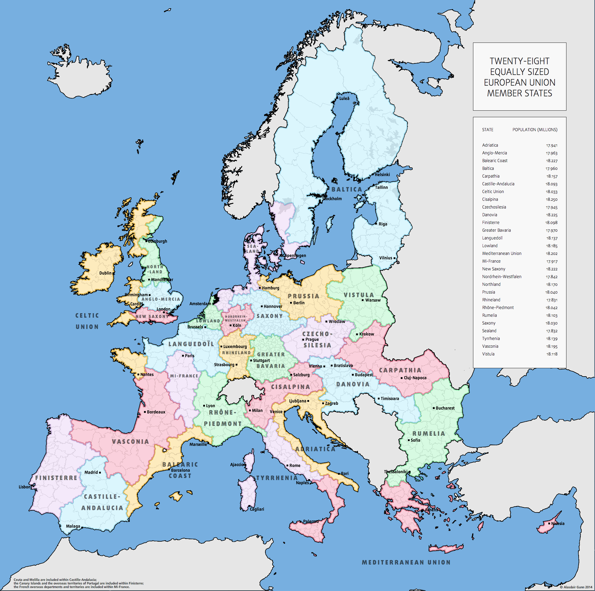 38 Maps That Explain Europe | Cartographie, Géographie Et intérieur Carte Union Europeene