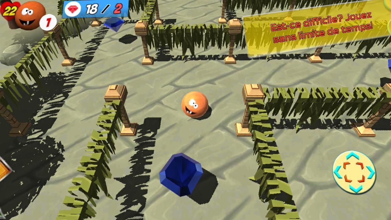 3D Labyrinthe Infini Pour Android - Téléchargez L'apk intérieur Labyrinthe Difficile