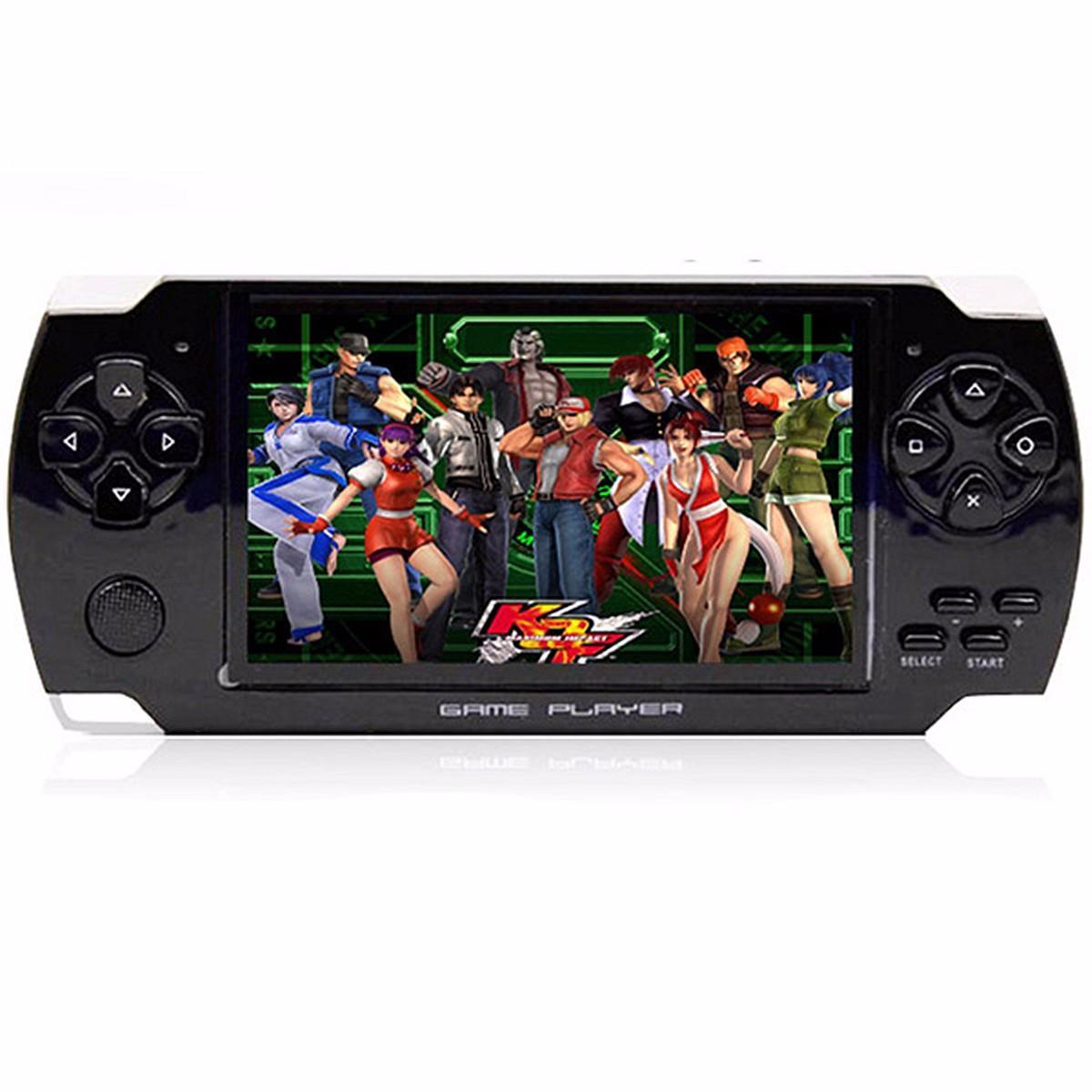 4.3Inch Hd Joueur De Console De Jeu Portable 10000+ De Jeu De L'écran 8G 32  Bits Jeux Rétro encequiconcerne Jeux De Catastrophe Naturel Gratuit