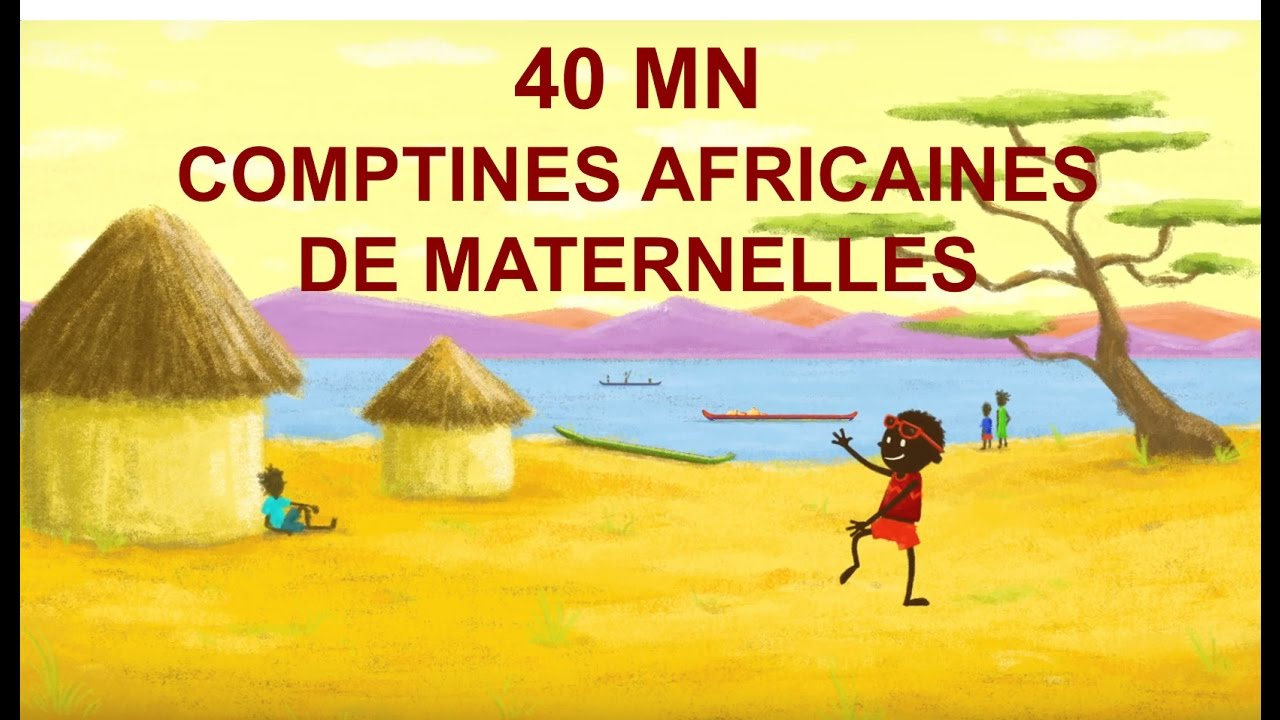 40 Minutes Of African Nursery Rhymes tout Jeux Africains Pour Enfants