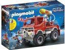 4X4 De Pompier Avec Lance-Eau - 9466 | Jeux De Constructions dedans Jeux Gratuit De Pompier