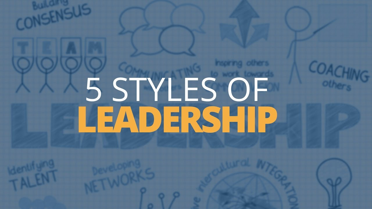 5 Different Types Of Leadership Styles | Brian Tracy destiné Les 5 Differences
