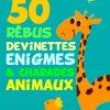 50 Devinettes, Rébus Et Charades Animaux Ebook By Devinette Du Jour -  Rakuten Kobo tout Rébus Facile Avec Réponse