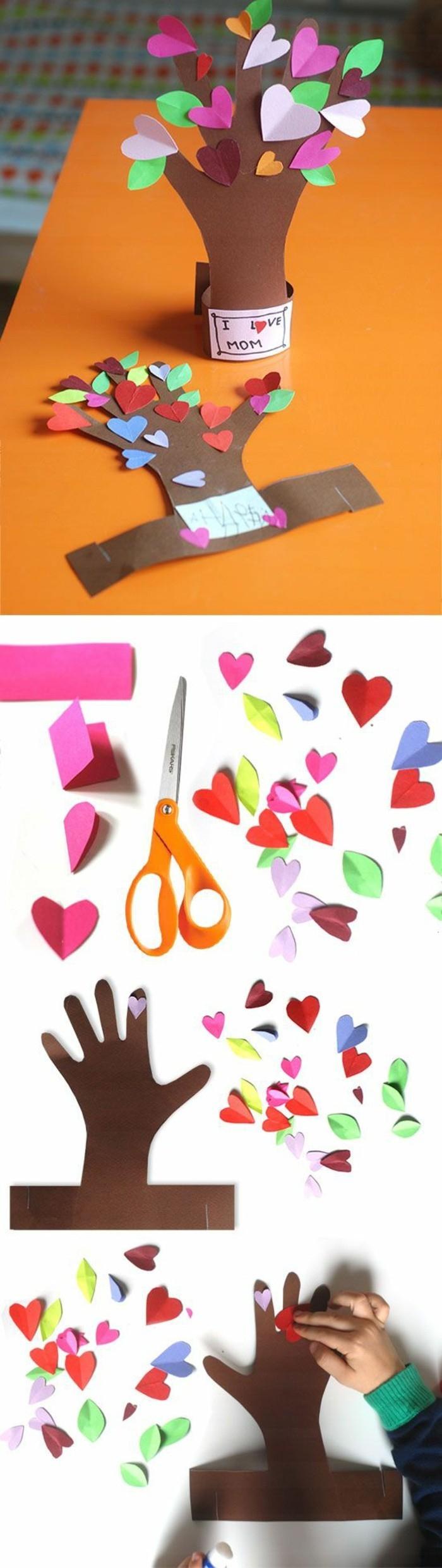 55 Magnifiques Idées De Bricolage Saint-Valentin Pour Petits intérieur Travaux Manuel Pour Tout Petit