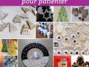60 Bricolages De Noël Pour Patienter |La Cour Des Petits avec Activité Manuelle Noel En Creche