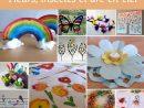 60 Bricolages De Printemps En Fleurs Et En Couleurs ! |La pour Activité Fille 6 Ans