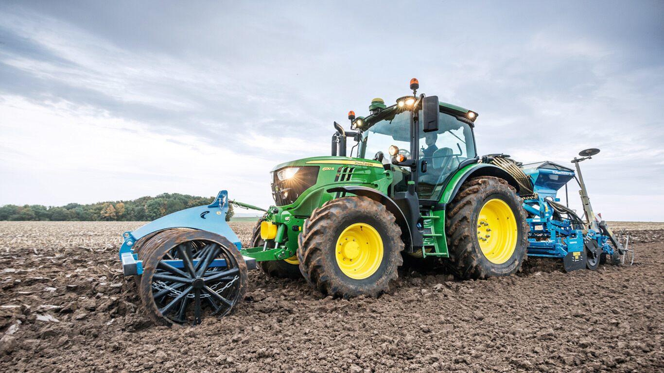 6110R | 6R Küçük Ve Orta Boy Çatkılı Traktörler | John Deere Tr encequiconcerne Image Tracteur John Deere