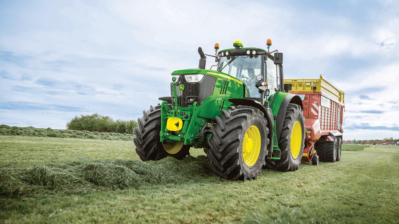 6175M | 6M Series | Tractors | John Deere Ssa à Image Tracteur John Deere