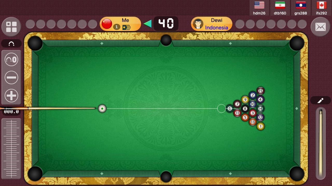 8 Ball Offline / Online Billard Gratuit Jeu Pour Android serapportantà Jeux Gratuit Billard