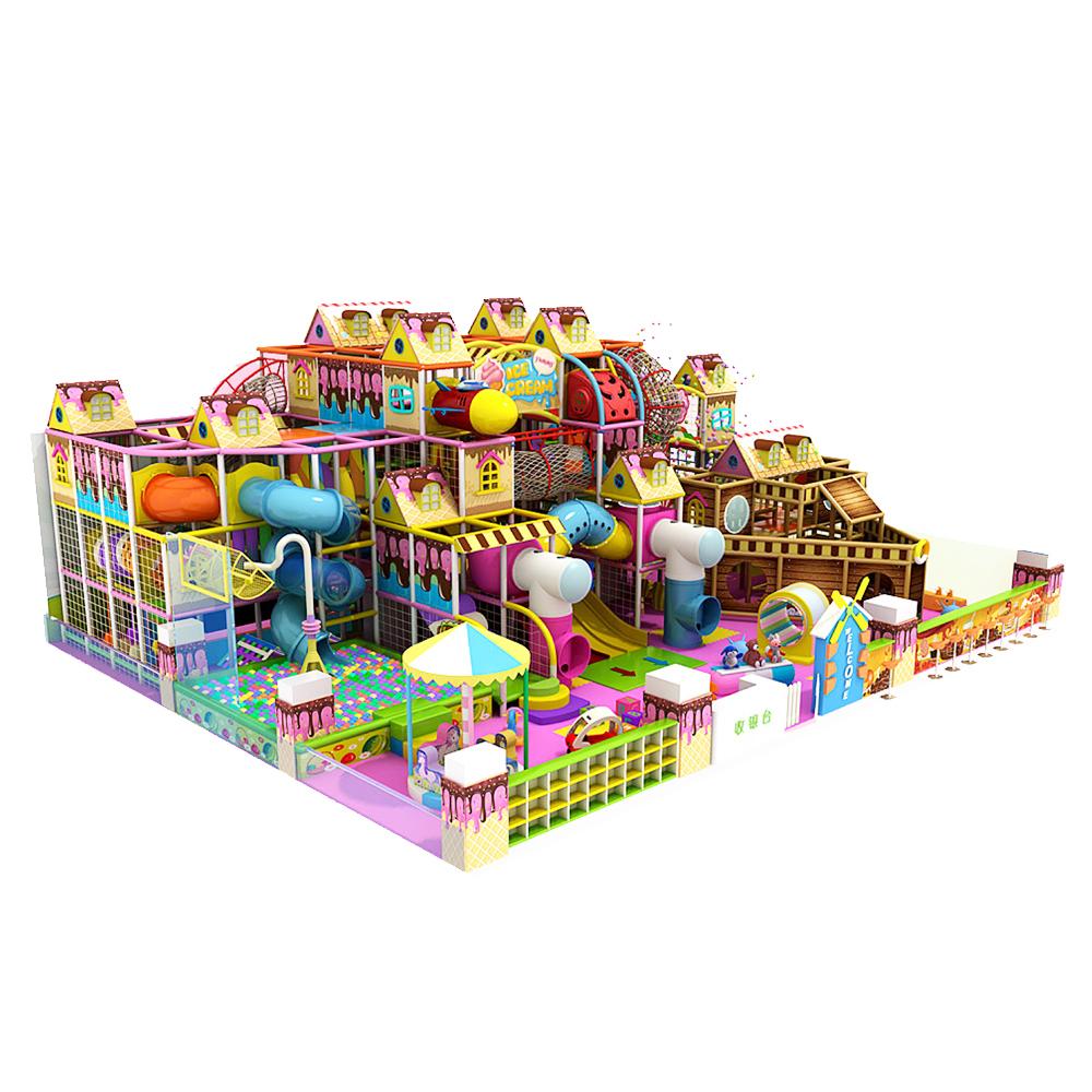 A-15377 Çekici Ticari Çocuk Kapalı Oyun Alanı Yeni İç Mekan intérieur Jeux Pour Enfant 6 Ans