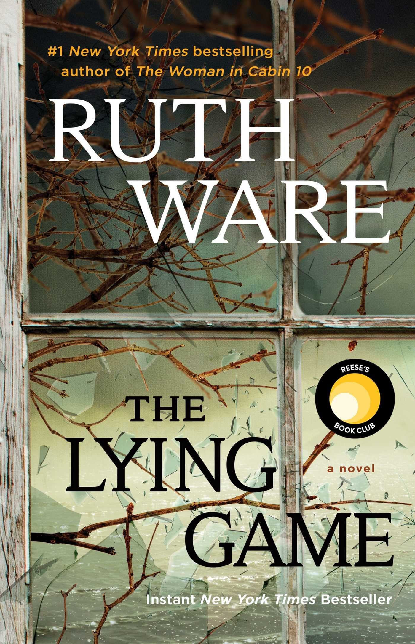 A Book Revolving Around A Puzzle Or Game | The Lying Game pour Puzzle Photo Gratuit