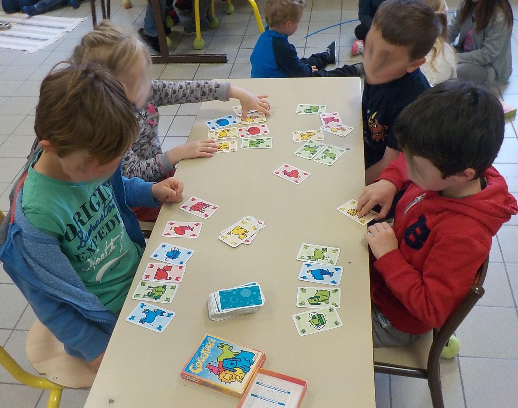A Nous Les Jeux! - Co'errance à Jeux Gratuit Maternelle Petite Section
