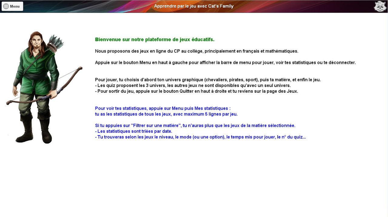 Abonnement Etablissement 1 An À La Plateforme De Jeux avec Jeux Éducatifs En Ligne Cp