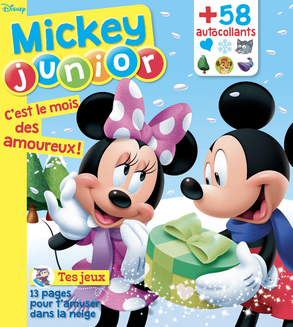 Abonnement Magazine Fille De 5 Ans - Mickey Junior intérieur Jeux Gratuit Fille 5 Ans
