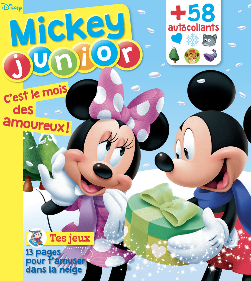 Abonnement Magazine Fille De 5 Ans - Mickey Junior pour Jeux Pour Les Petit De 5 Ans