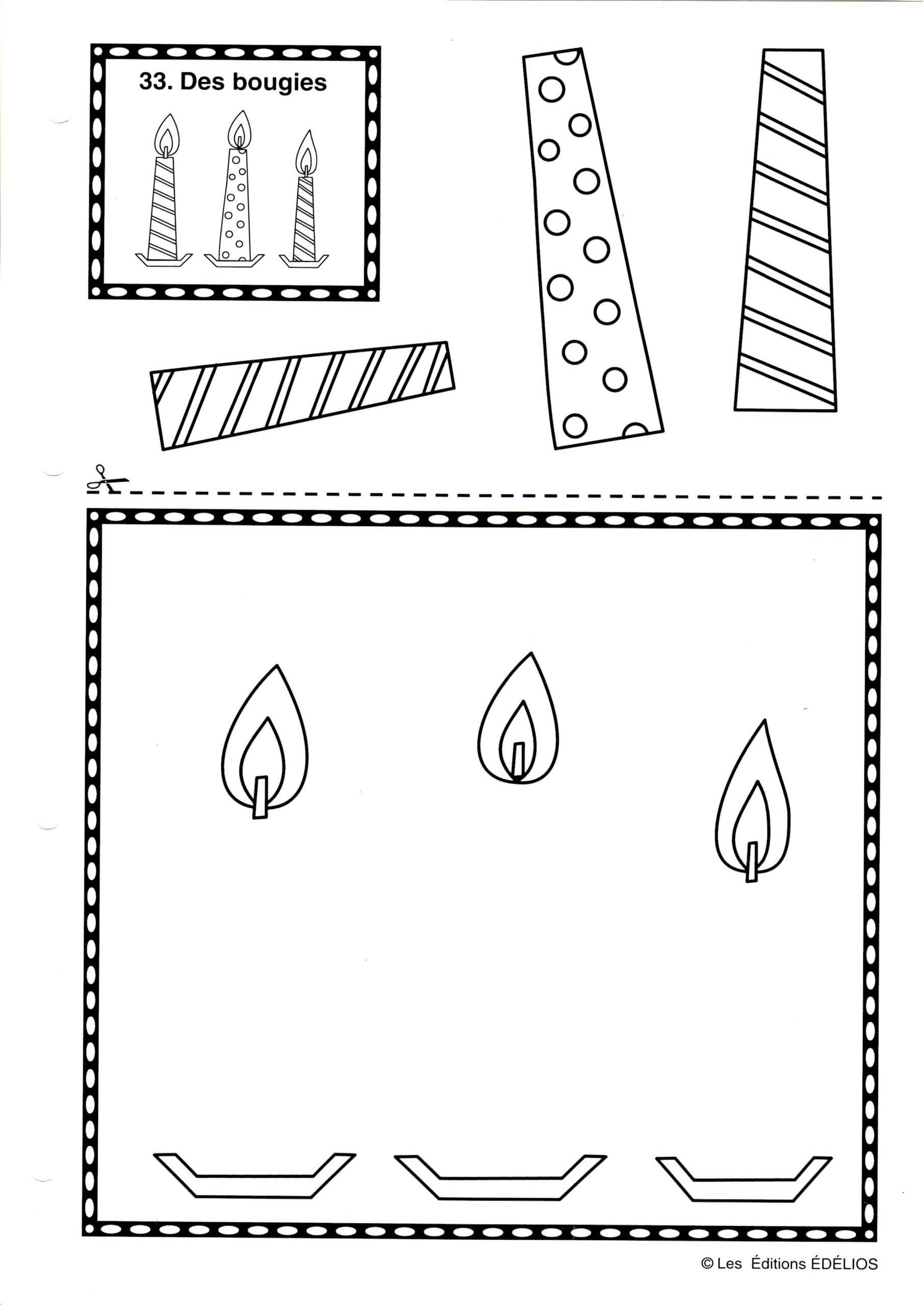 Accueil - (Page 4) - Ma Vie D'école dedans Découpage Collage Maternelle À Imprimer