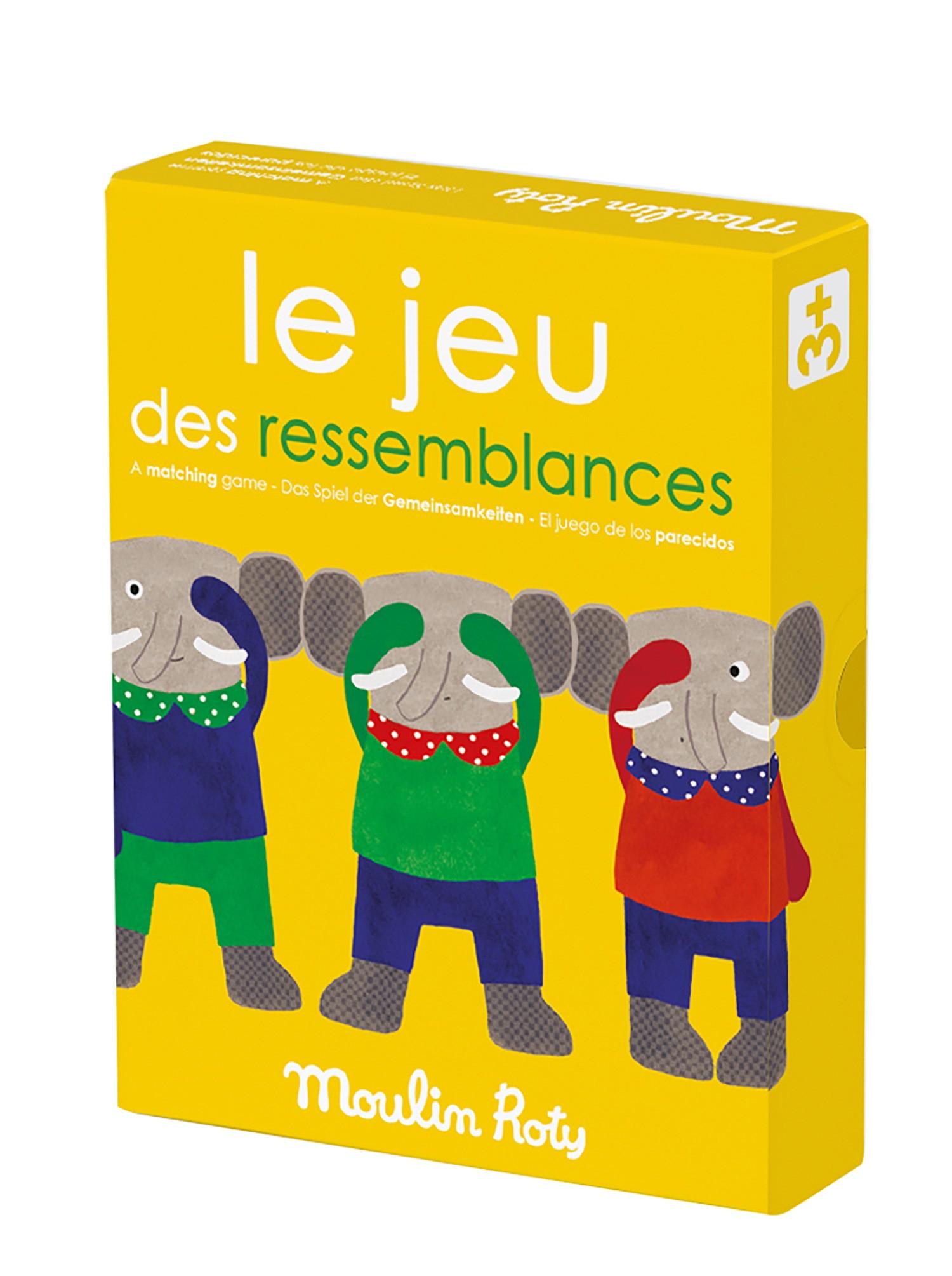 Achat Jeu Des Ressemblances Les Popipop Moulin Roty Sur avec Jeux Educatif Pour Tout Petit Gratuit