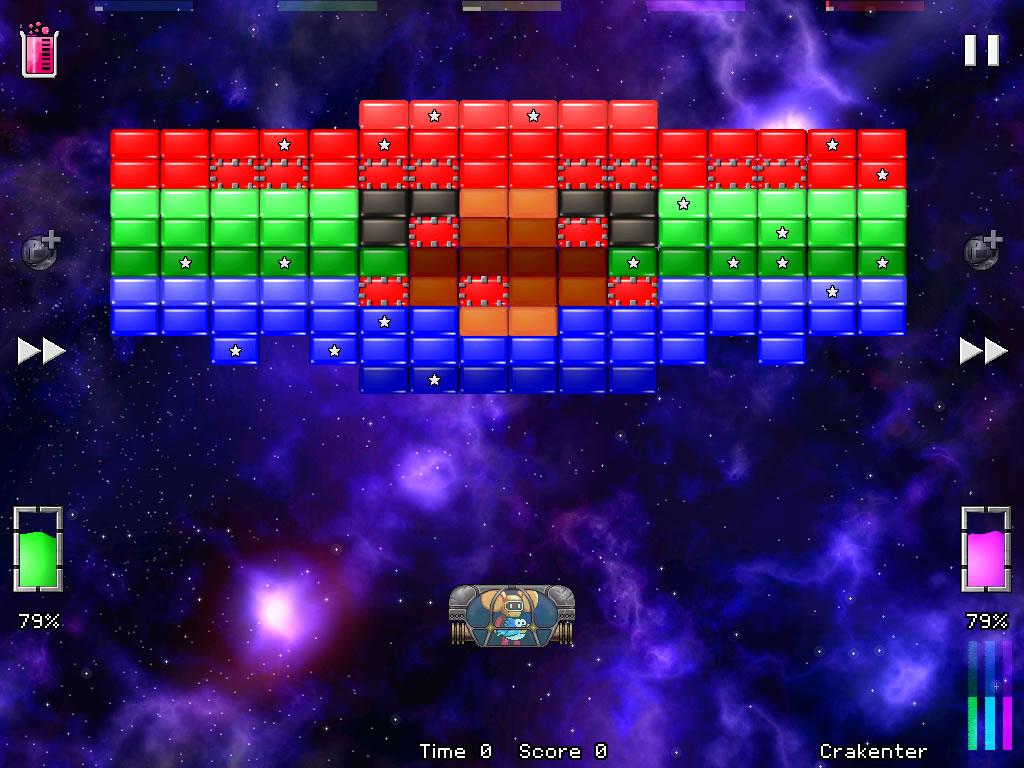 Acky's Breakout Reloaded - Game Side Story encequiconcerne Jeux De Casse Brique