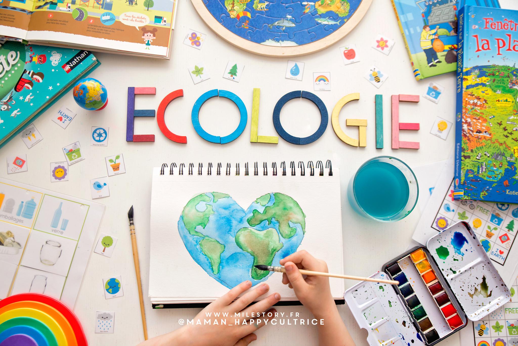 Activités Écologie En Maternelle + Fiches D'activités À serapportantà Jeux Educatif Maternelle Petite Section