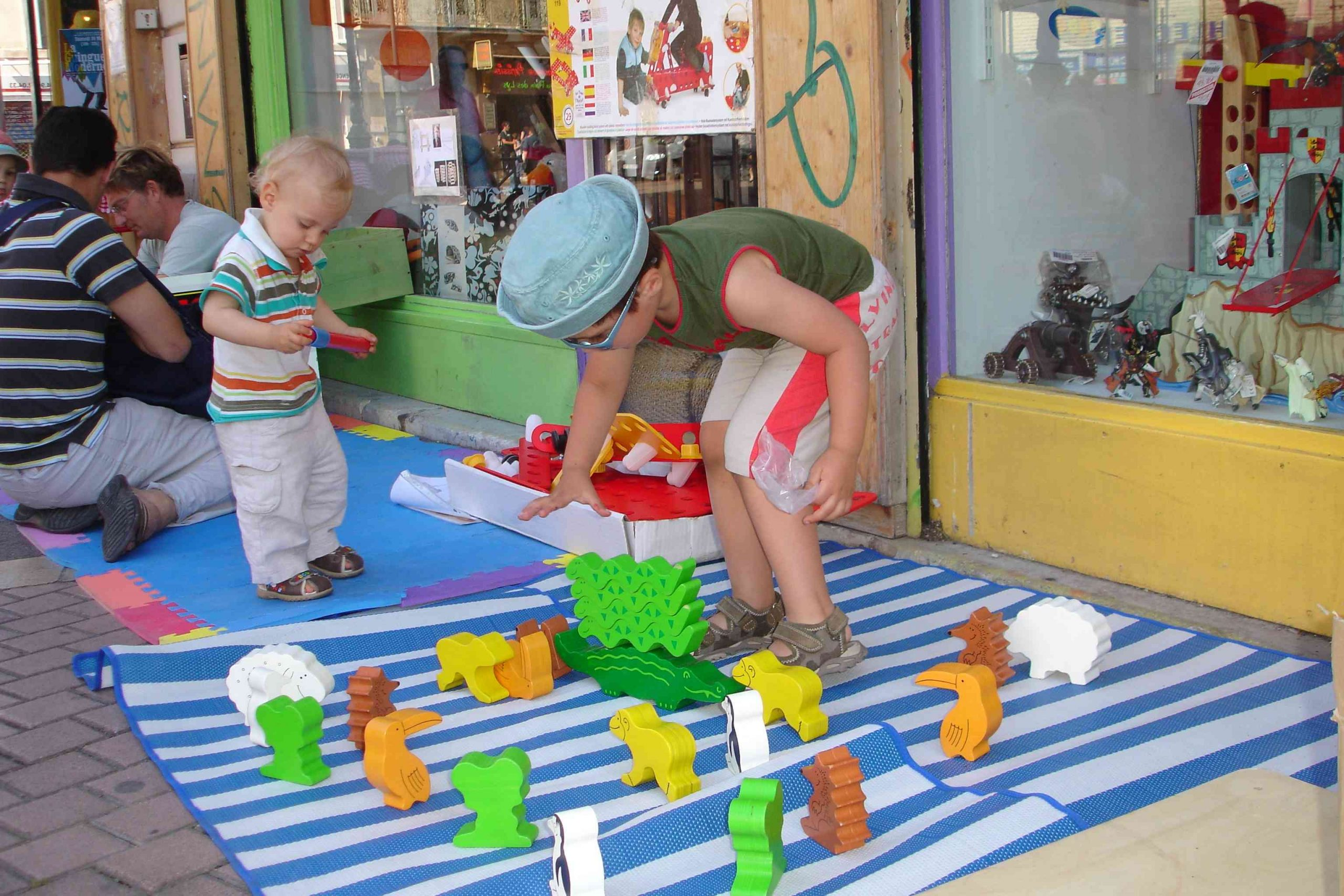 Activités Et Jeux Pour Enfants: Le Programme | La Guinguette dedans Jeux Pour Petit Enfant