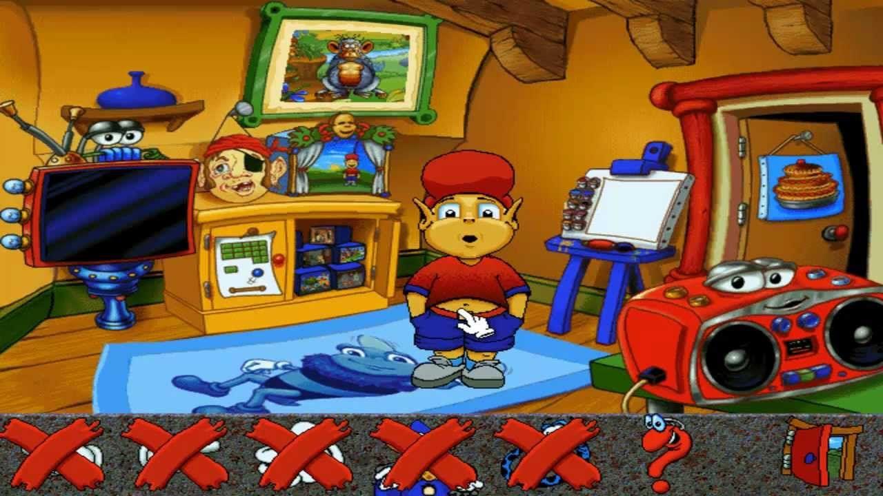 Adiboo!! Pc Game | Childhood, Mario Characters, Games intérieur Jeu Pc Adibou