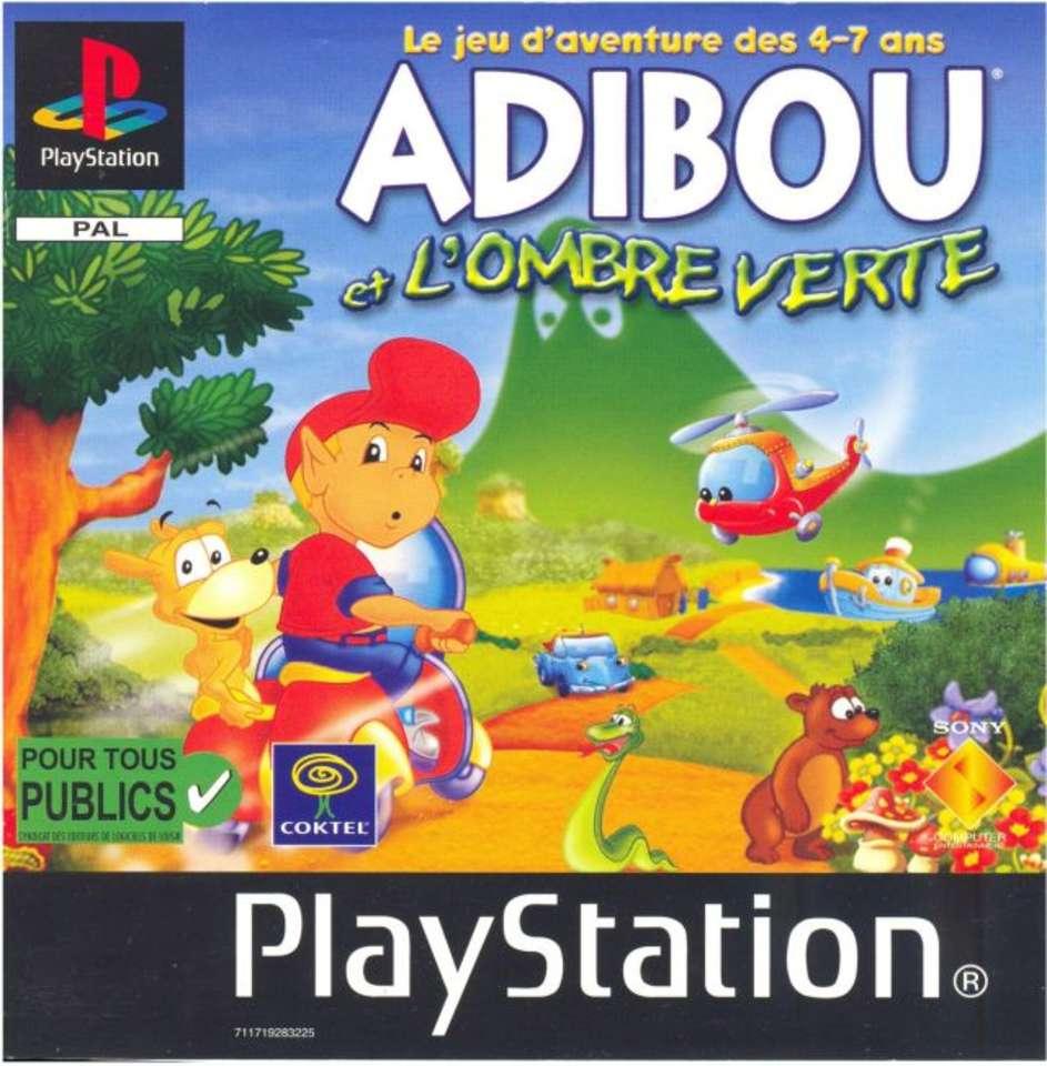 Adibou Et L'ombre Verte - Gamespot concernant Jeu Pc Adibou