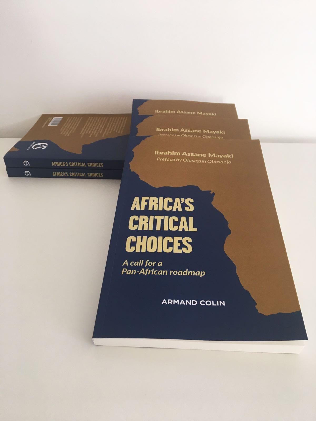 Africa's Critical Choices: Coming Soon - Ibrahim Mayaki à Puzzle Gratuit Pour Fille De 3 Ans