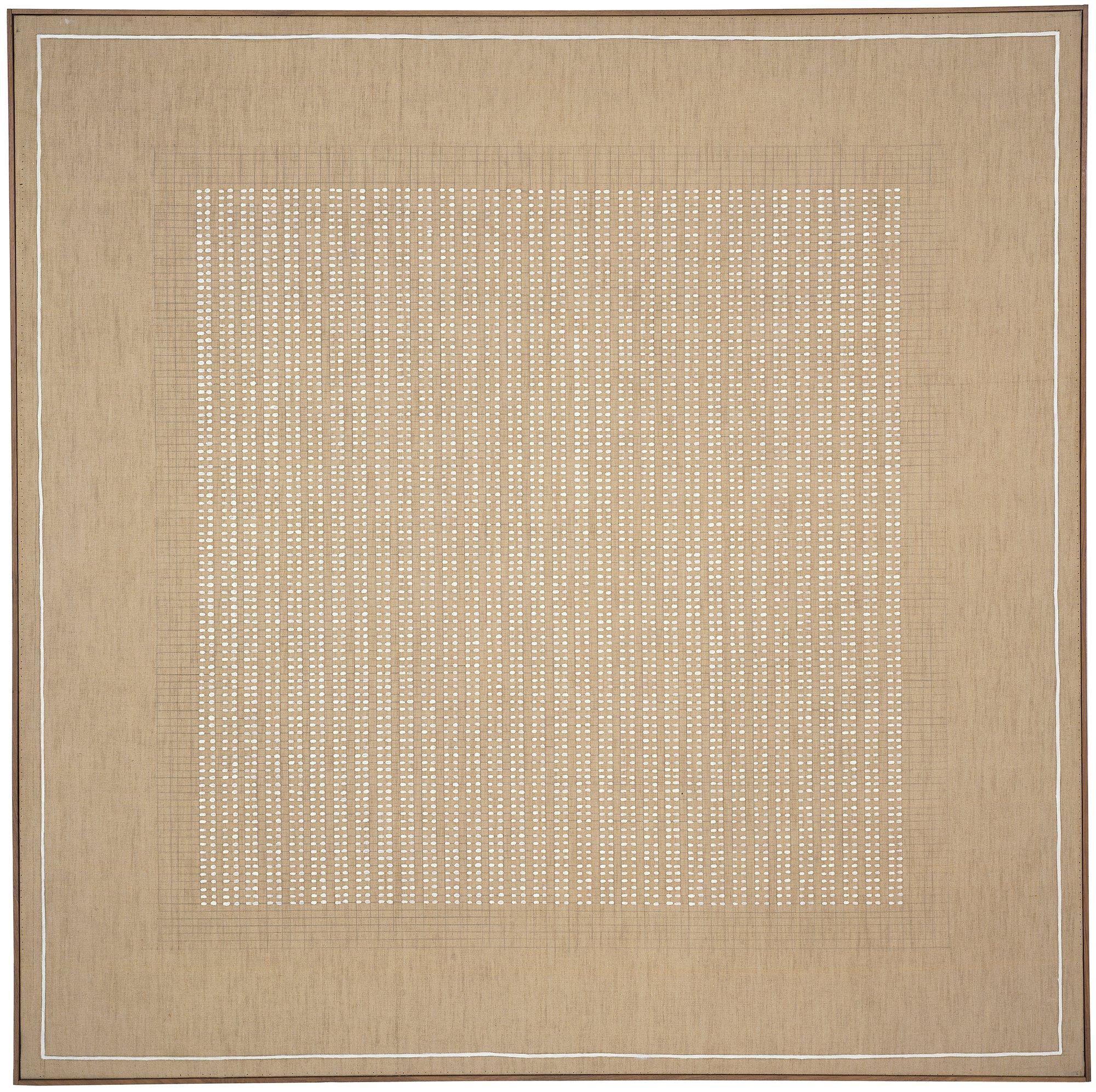 Agnes Martin | Pace Gallery dedans Puzzle 5 Ans En Ligne