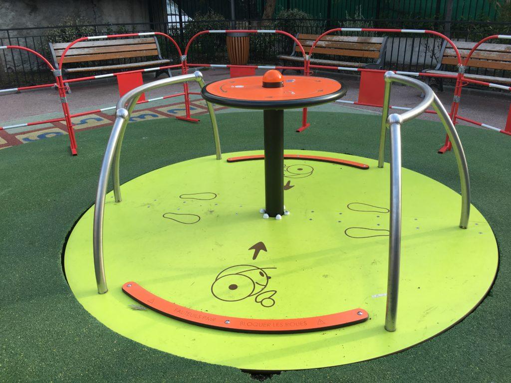 Aires De Jeux Pour Enfants Handicapés - Children & Future encequiconcerne Jeux Pour Enfan